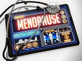stock photo of ovary  - Menopause  - JPG