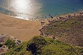 stock photo of long beach  - Located on the Atlantic coast - JPG