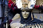 foto of venice carnival  - Carnival of Venice beautiful masks at St - JPG