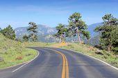 image of rocky-mountains  - Rocky Mountain National Park in Colorado USA - JPG