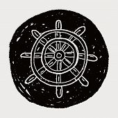 pic of rudder  - Rudder Doodle - JPG