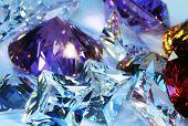 stock photo of crown jewels  - Beautiful  jewels - JPG