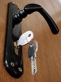 Как сделать ручку для ключа от двери