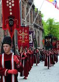 Bruges, Procession of the Holy Blood