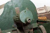 stock photo of maxim  - The Maxim gun was the first self - JPG