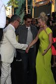 LOS ANGELES - JUN 8: Julianne Hough, Tom Cruise at the 'Rock of Ages' Los Angeles premiere held at G