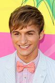 LOS ANGELES - MAR 23:  Lucas Cruikshank arrives at Nickelodeon's 26th Annual Kids' Choice Awards at