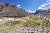 foto of aconcagua  - Aconcagua the highest mountain in the Americas at 6 - JPG