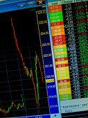pic of stock market crash  - on the stock market - JPG