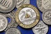 foto of liberte  - Coins of France - JPG