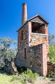pic of duke  - The disused Duke of Cornwall Mine in the Victorian Goldfields near Castlemaine - JPG