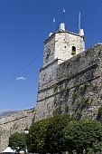 pic of giannena  - Castle of Ioannina city at north Greece - JPG