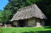 foto of sibiu  - sibiu romania ethno museum village house architecture - JPG