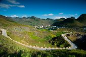 image of plateau  - Hagiang is famous for Dong Van karst plateau global geo park - JPG