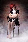 foto of rag-doll  - Red - JPG