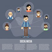 networking poster