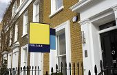 stock photo of knightsbridge  - For sale house in London - JPG