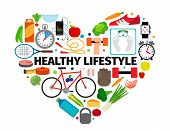 healthy poster