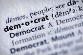 Dictionary Series - Politics: Democrat