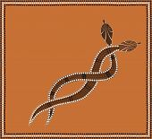 Dreamtime - Snake Pair