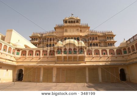 poster of City  Palace, Jaipur