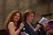 Broadway Barks Co-Founders Bernadette Peters & Rita Moreno