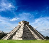 stock photo of mayan  - Travel Mexico background  - JPG