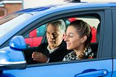 pic of driving school  - Driving School  - JPG