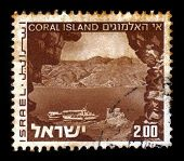 Landscapes Of Israel - Coral Island