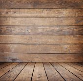 stock photo of walnut  - wood texture - JPG