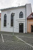 The Old Bikur Cholim Synagogue