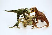 foto of dinosaur  - Dinosaur Close Up  - JPG