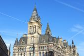 picture of city hall  - Manchester City Hall  - JPG
