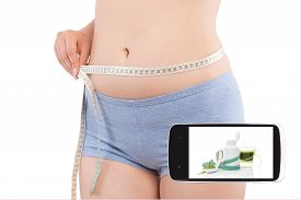 picture of measurement  - Weightloss and diet in information age - JPG