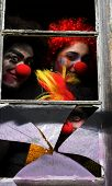 Dark Carnival Clowns