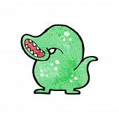pic of leech  - cartoon giant leech - JPG