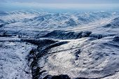 picture of denali national park  - Snow - JPG