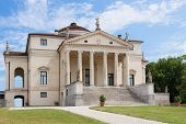stock photo of neo-classic  - Villa Almerico - JPG