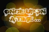 image of short-story  - Once Upon A Time - JPG
