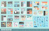 pic of generic  - Mega Collection of Flat Style Website templates - JPG