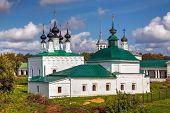 stock photo of paysage  - Suzdal - JPG
