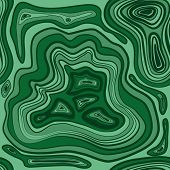 picture of malachite  - illustration of seamless textures of stone malachite - JPG
