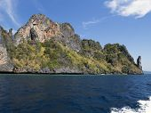 picture of phi phi  - Ko Phi Phi Ley of the Phi Phi archipelago - JPG