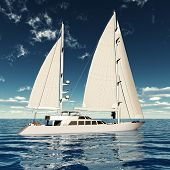Luxury Ketch