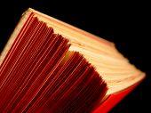Book Closeup poster