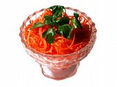 Spicy Carrot Salad poster