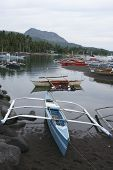foto of camiguin  - coastal fishing village on camiguin island mindanao the philippines