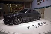 Toyota Ft-86 Ii Concept Car