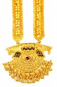 foto of sita  - Famous Indian bridal Sita Har or Sita Necklace named after Hindu goddess Sita - JPG
