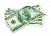stock photo of american money  - Money cash - JPG
